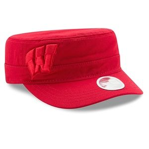 Accessories - NCAA Wisconsin Badgers Women's Really Radiant Mili